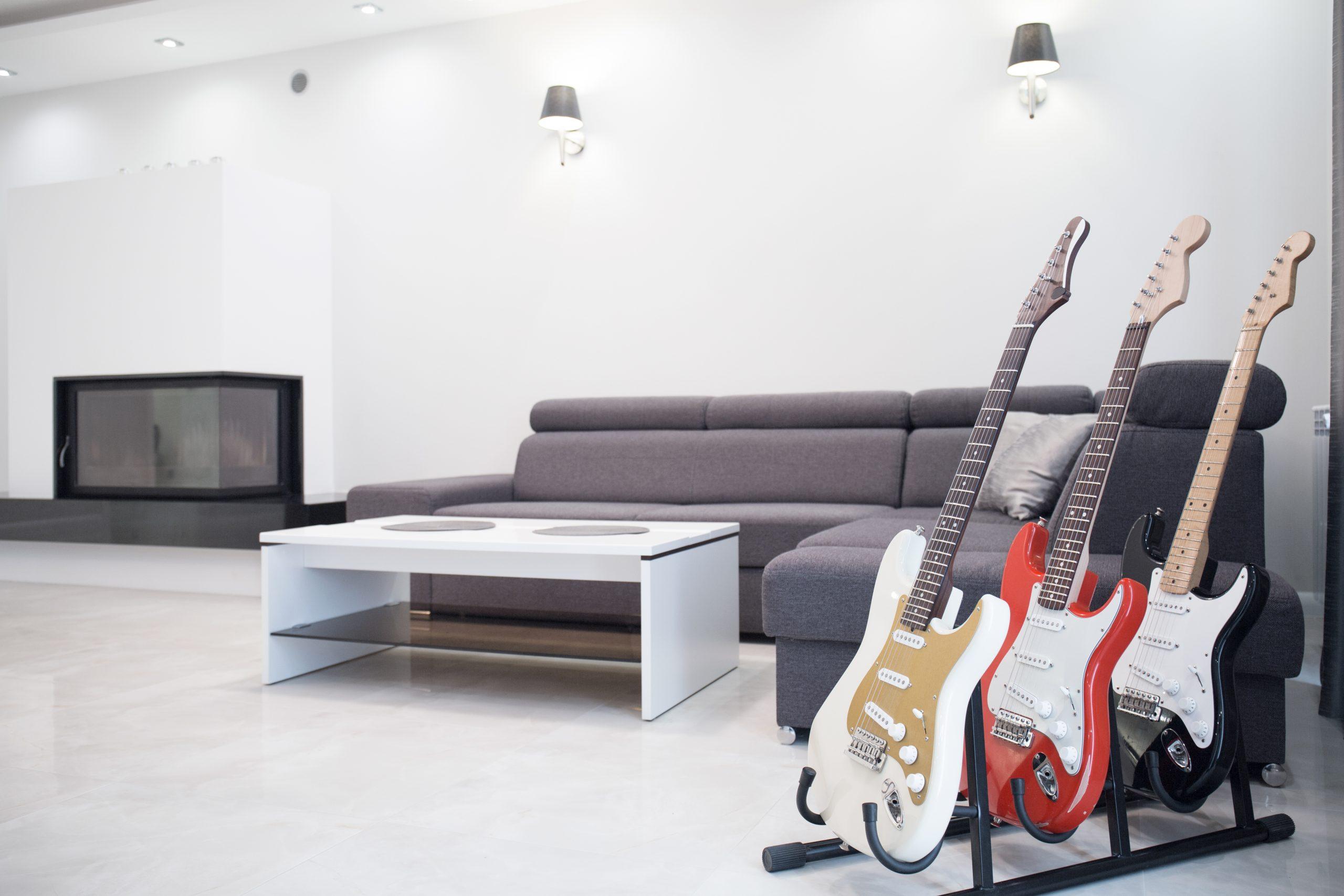 Guitare électrique débutant – la meilleure guitare pour débutant