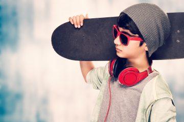 Le meilleur skateboard enfant – Avis et Comparatif