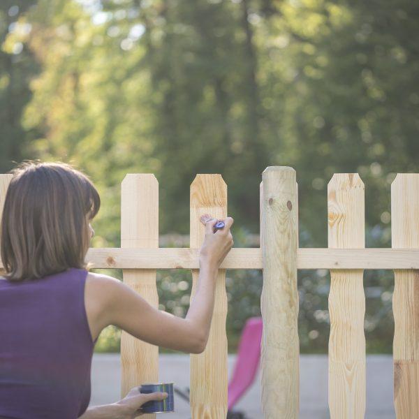 La meilleure clôture de jardin pas cher – Comparatif