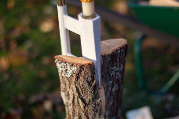 Les 4 meilleures fendeuses à bois
