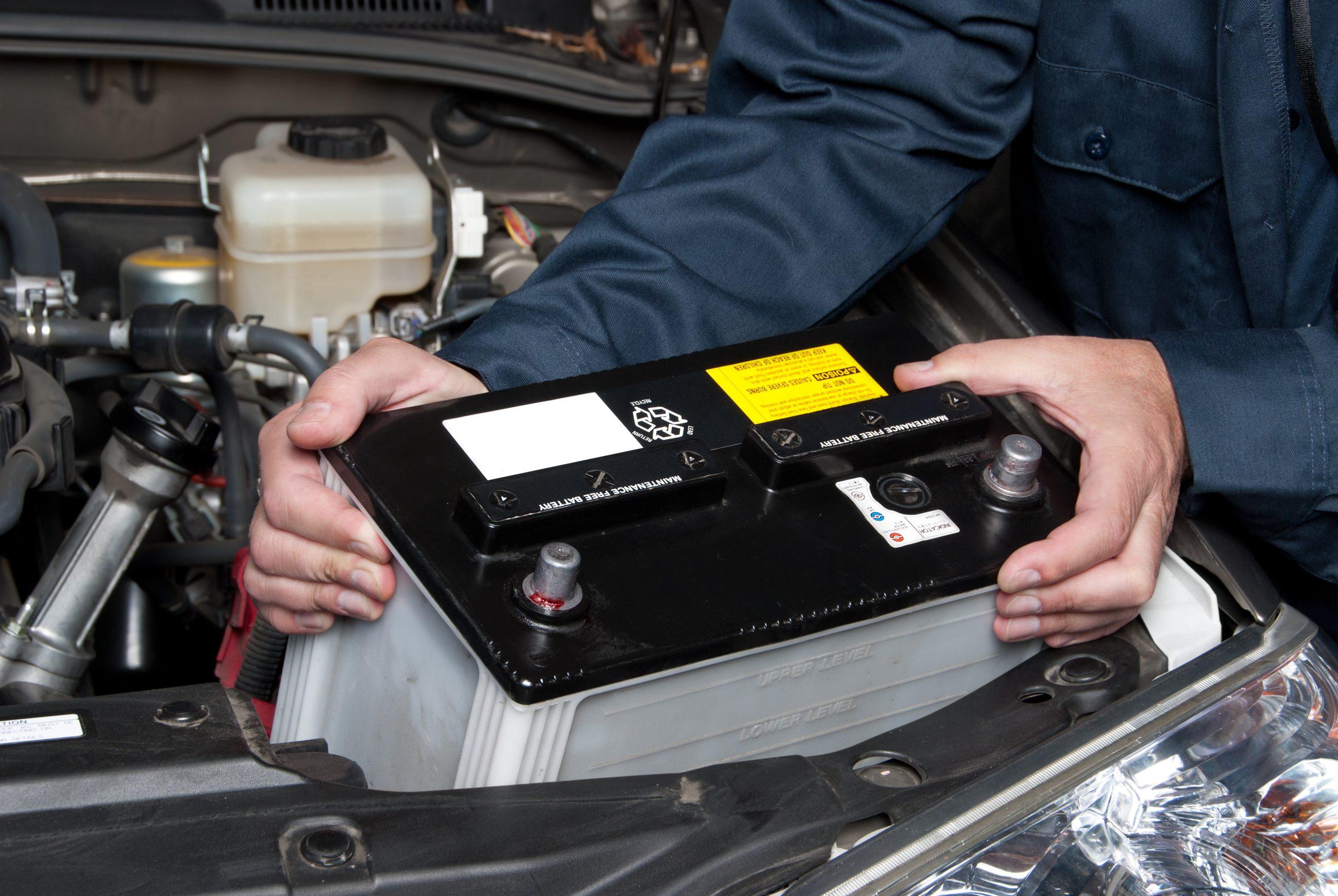 Les 4 meilleures marques de batterie auto