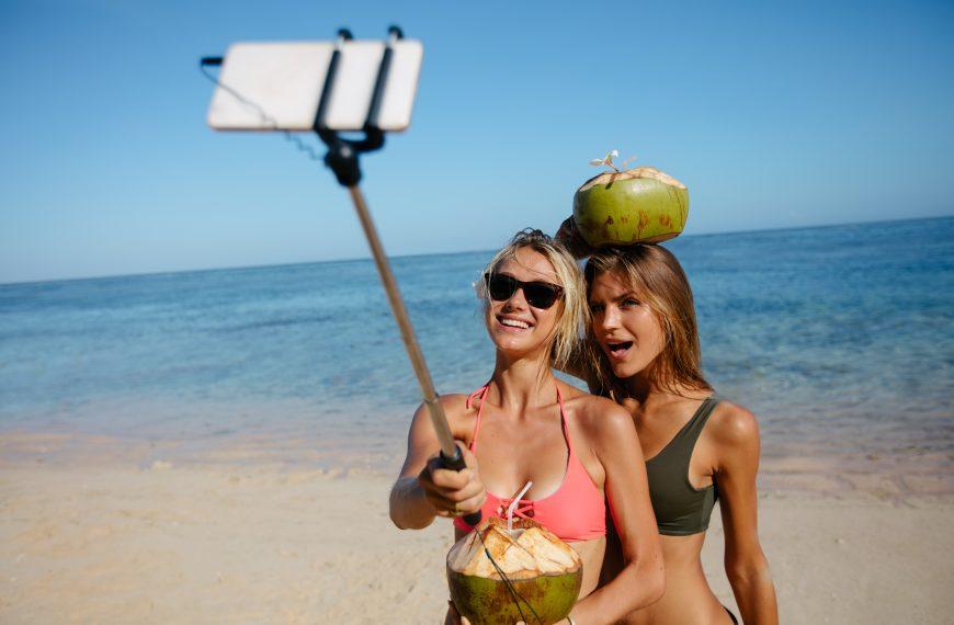La meilleure perche à selfies