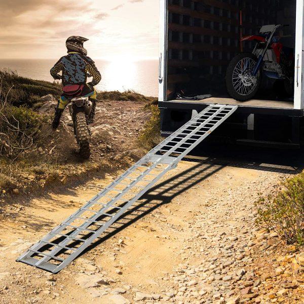 La meilleure rampe de chargement moto – Comparatif