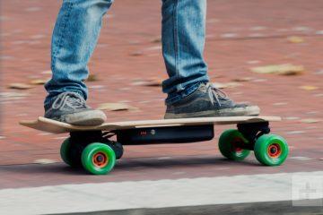 Les 3 meilleurs skates électriques