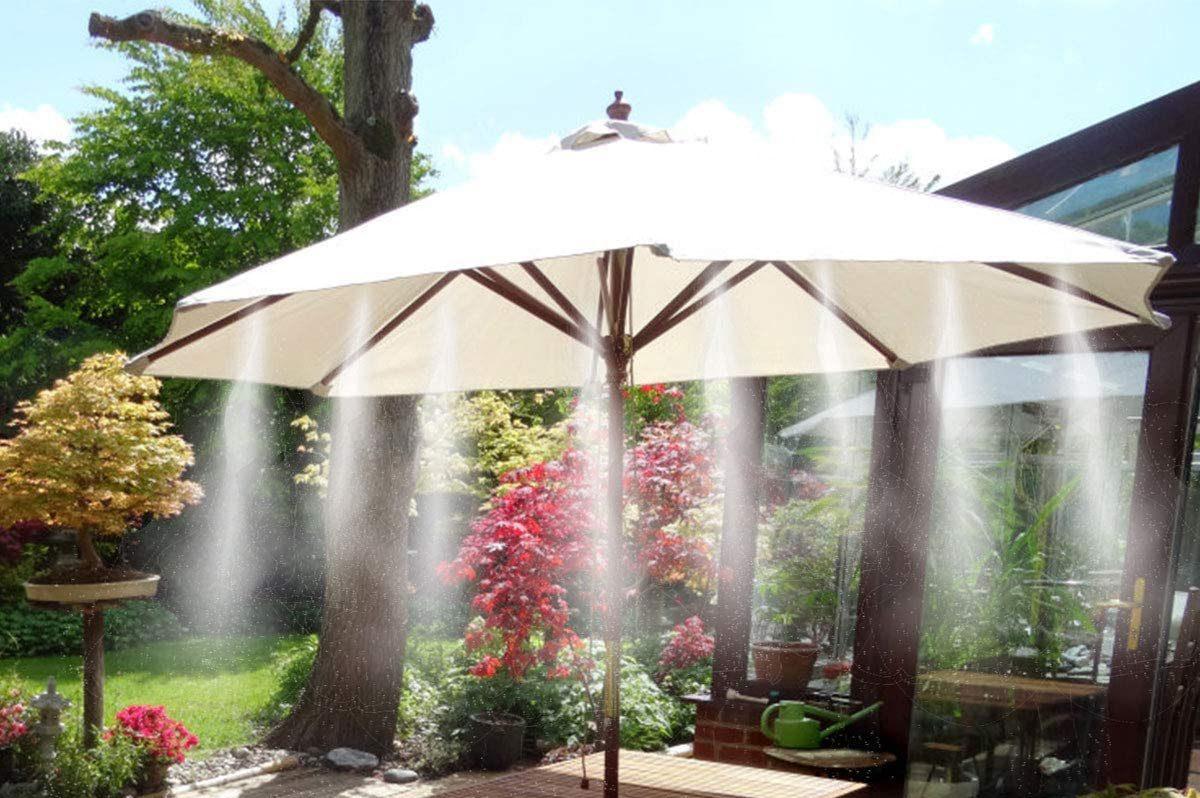 brumisateur jardin