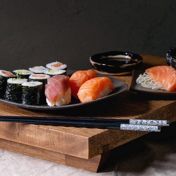 Les 4 meilleurs kits sushis