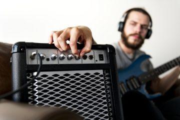 Le meilleur ampli pour guitare - Comparatif et Avis