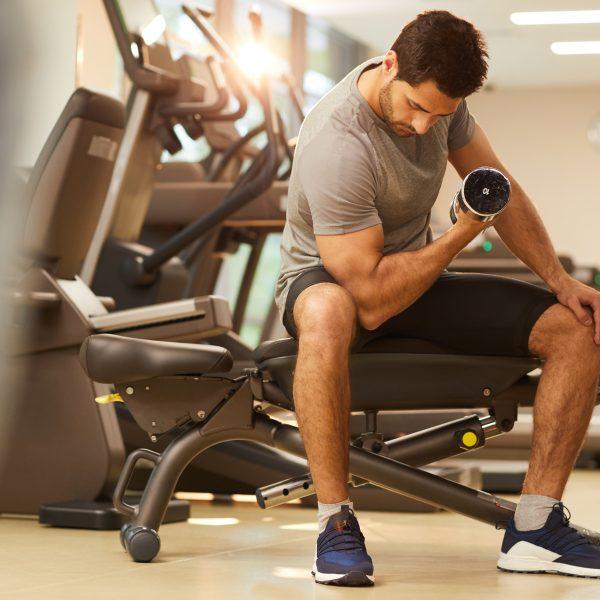 Les 4 meilleurs bancs de musculation pliables