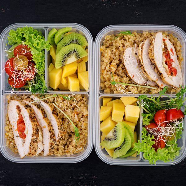 8 meilleures boîtes alimentaires