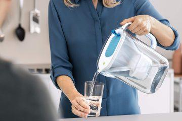 carafe eau filtre