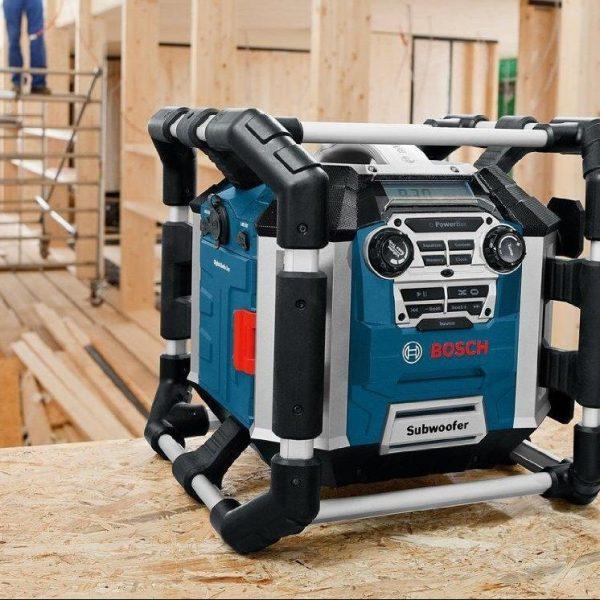 5 meilleures radios de chantier