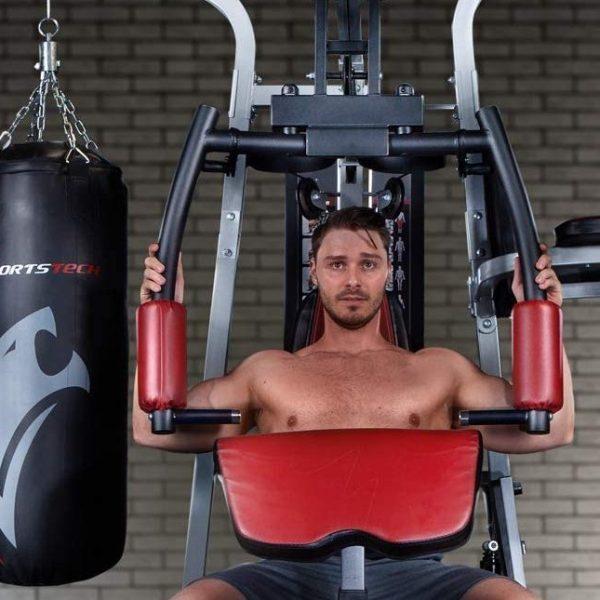 Les 3 meilleures stations de musculation