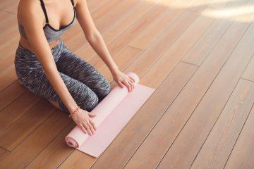 Le meilleur tapis de sol pour la gym et le fitness