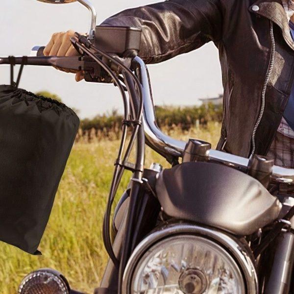 Les 4 meilleures housses de moto