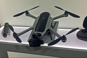 Les 3 meilleurs drones pour GoPro