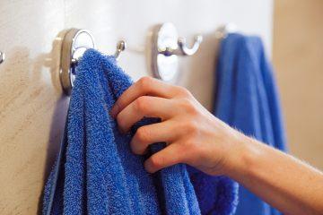 Les 3 meilleurs porte-serviettes – Comparatif et Avis