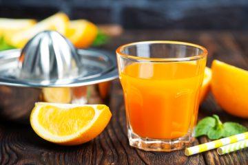 meilleur presse orange