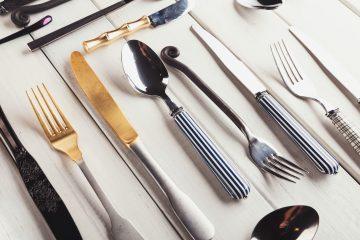 Les meilleurs couverts de table – Comparatif et Avis