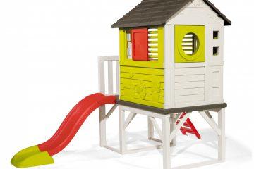 Les 4 meilleures cabanes pour les enfants