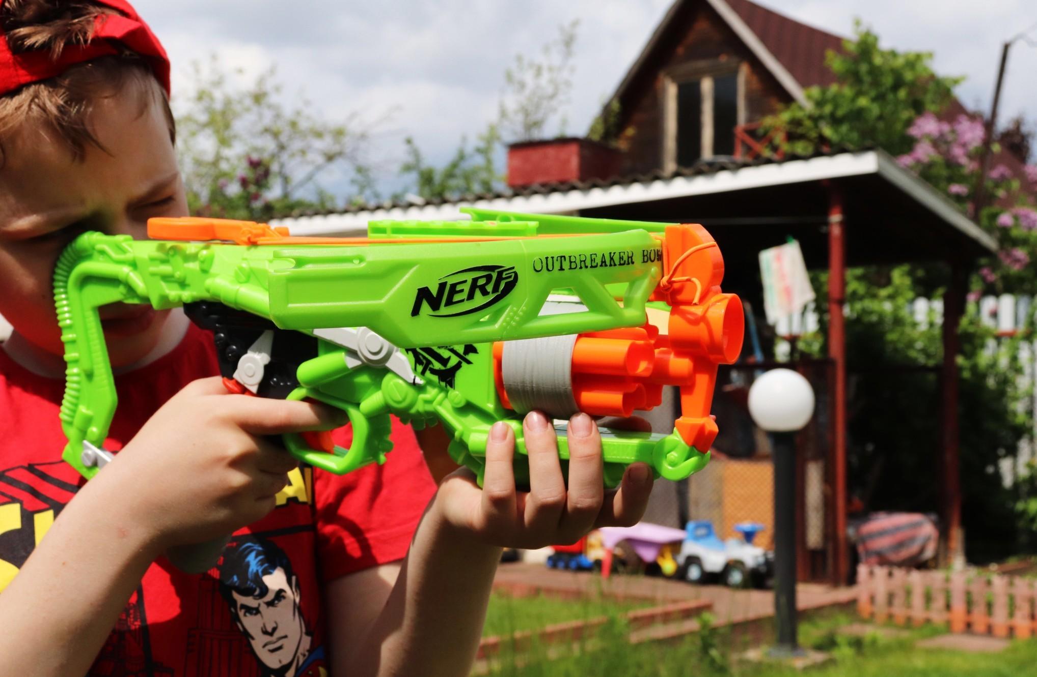Les 3 meilleurs nerf – Comparatif des meilleurs pistolets nerf