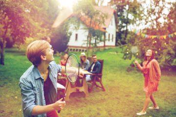 Les 3 meilleures raquettes de badminton
