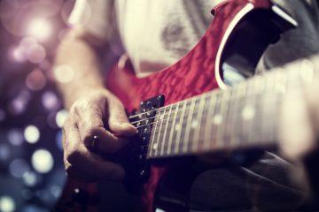 Les 3 meilleures guitares électriques