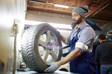 Les 4 meilleurs pneus 4 saisons