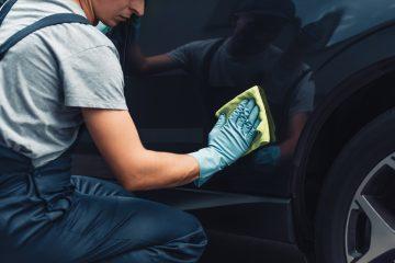Le meilleur polish pour voiture – Guide d'achat