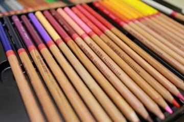 Les meilleurs crayons de couleur