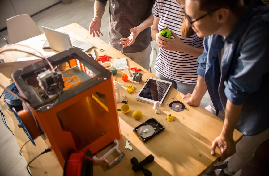 Les 4 meilleures imprimantes 3D