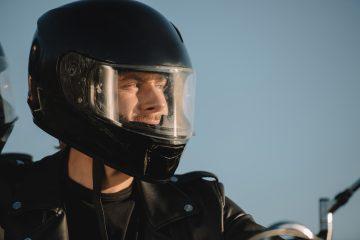 Les 4 meilleurs casques de moto