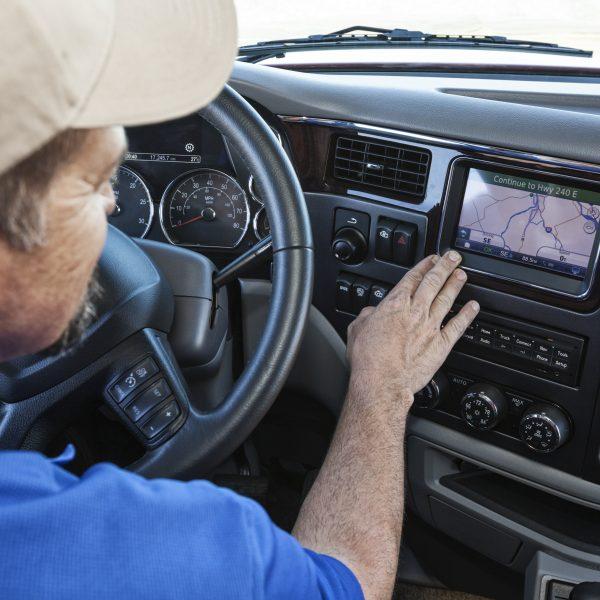 Les 4 meilleurs GPS Poids Lourd