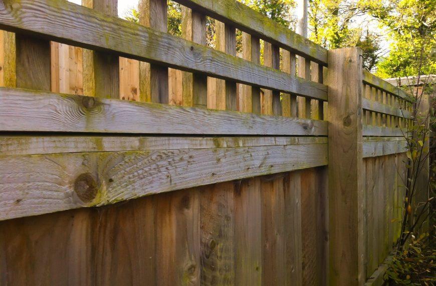 Les 3 meilleures clôtures de jardin