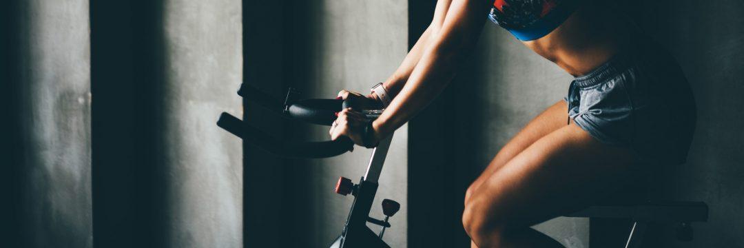 vélo appartement pliable