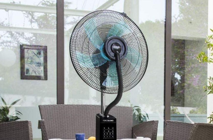 Ventilateur brumisateur: Notre avis complet