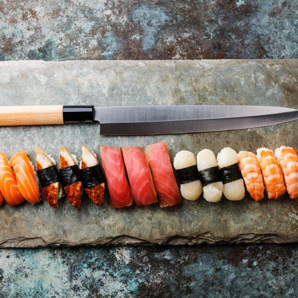 3 meilleurs couteaux japonais