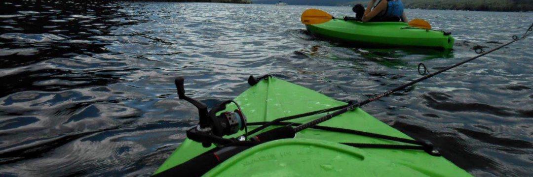 meilleur kayak peche mer