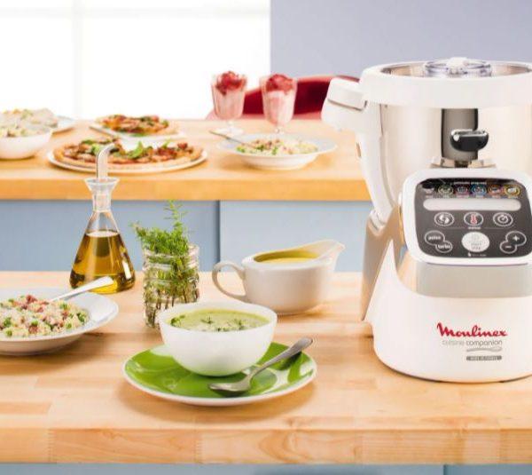 4 meilleurs robots de cuisine